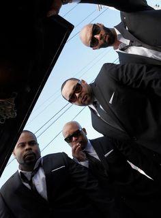 "Slaughterhouse. Mafia Style •Crooked I •Royce Da 5'9"" •Joell Ortiz •Joe Budden"