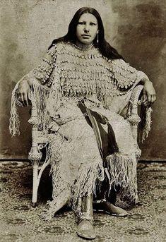 White Fawn, 1898.