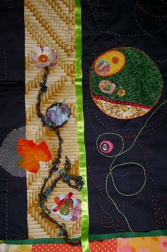 [Patchwork]Pormenor | Flickr - Photo Sharing! Scrappy Quilts