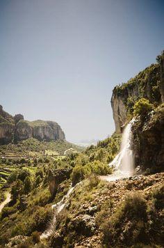 Cascata Lecorci-Ulassai-Sardegna