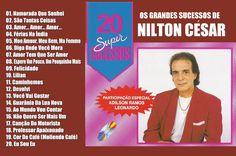 Nilton Cesar 20 Super Sucessos CD Completo