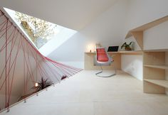The Green Studio by Fraher Architects