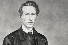 Spencer Kellogg Brown, hanged for espionage in Richmond Sept. 25, 1863.