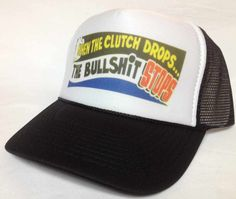 When the clutch drops Trucker Hat - 2014 New Arrivals Trucker Hats and Hats