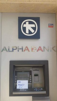 """Greek Capital Controls Begin: Greek Banks, Stock Market Will Not Open On Monday ---- In other words, Greek speculators (and of course, those depositors who were dumb enough to still have money in local banks) just got CYNK'd - you can buy stocks all you want, but if the market is about to fall out of the bottom, you simply are not allowed to sell.  Which, incidentally, is coming to every centrally-planned, banana """"market"""" near you..."""