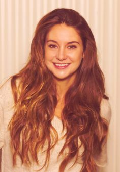 if i could look like shailene woodley, that'd be great.