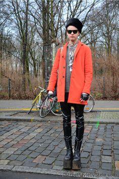 Sacha, Berlin Fashion Week_street style by stela