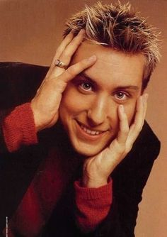 The 23 Best Lance Bass Poses