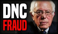 Bernie Sanders lost an estimated 184 delegates to Election Fraud:Well, 184 is…