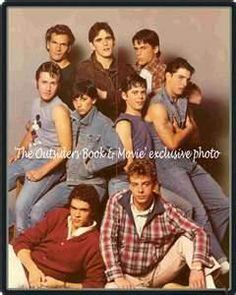 the outsiders - Bing Images