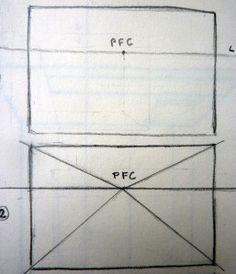 Dessiner La Perspective 4 Le Point De Fuite Leçon de dessin cour d ...