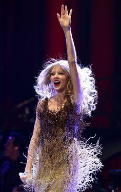 Taylor in Australia!