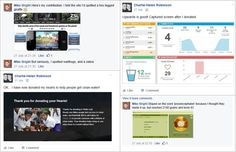 July, 2015 - Online #MicroMonday event held by Australian Microvolunteer Facebook group, where group members were invited to share which microvolunteering actions they had participated in on Monday, 27th July, 2015 Photo Record, Non Profit, Events, Invitations, Activities, Facebook, Group, Save The Date Invitations, Shower Invitation