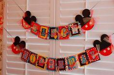 Festa infantil Mickey Mouse - Apaixonante! - Mulher Madura
