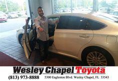 https://flic.kr/p/GnjPtA | #HappyBirthday to Nalah & Bader from Darien Carter at Wesley Chapel Toyota! | deliverymaxx.com/DealerReviews.aspx?DealerCode=NHPF