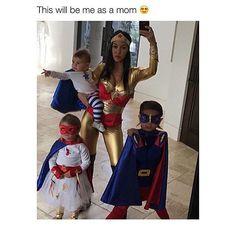 Kourtney Is One Of The Baddest Moms