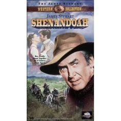 Shenandoah [VHS] Western Collection  James Stewart