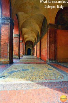 Bologna Italy: Rough guide to the Red, Fat & Wise - Nextbiteoflife How to spend 3 days in Bologna. What to see, do and eat.