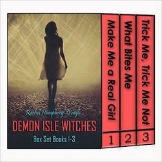 Flurries of Words: FREE BOOK FIND: Witches of The Demon Isle Box Set ...