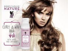 Alfaparf Precious Nature - Sampon pentru par ondulat 250 ml Wavy Hair, Hair Care, Shampoo, Nature, Hair Weaves, Naturaleza, Wavey Hair, Hair Care Tips, Hair Makeup
