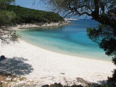 Emblisi beach, 2km from Fiskardo, Kefalonia
