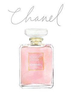 Chanel parfum flacon