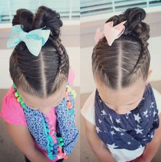 Fun and Beautiful Braided Hairstyles – HerHairdos Ballet Hairstyles, Girls Hairdos, Baby Girl Hairstyles, Princess Hairstyles, Girls Braided Hairstyles, Wedding Hairstyles, Toddler Hairstyles, Quinceanera Hairstyles, Hairstyles Videos