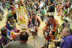 Dance for Mother Earth Powwow builds community amid Native American remains repatriation process - The Michigan Daily