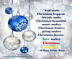 The Best Ideas for Beautiful Christmas Quotes - Home Inspiration and Ideas Friendship Christmas Quotes, Christmas Quotes For Friends, Xmas Quotes, Merry Christmas Pictures, Merry Christmas Wishes, Christmas Blessings, Christmas Greetings, Christmas Cards, Merry Christmas Quotes Wishing You A