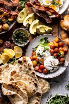 Brunch Recipes, Breakfast Recipes, Dinner Recipes, Easter Recipes, Brunch Appetizers, Dessert Recipes, Plat Vegan, Clean Eating, Healthy Eating