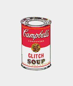 """""""There's a glitch on my soup v.2""""  [Pop has an error]  [Animated gif]  2012"""