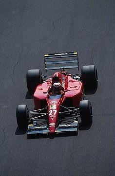 Alain Prost took 3rd in his Ferrari 643, less than a second behind Senna… - https://www.luxury.guugles.com/alain-prost-took-3rd-in-his-ferrari-643-less-than-a-second-behind-senna/