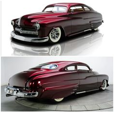 1950 Mercury Montery very well dressed up