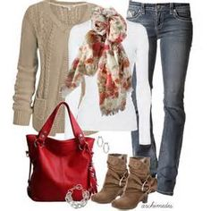 fall capsule outfits 2014 casual over 40 - Yahoo Image Search Results