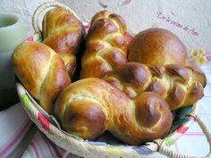 Bollitos de Yogur Pretzel Bites, Sweet Recipes, Bread, Desserts, Horror, Food, Buns, Yogurt, Postres