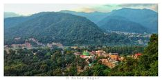 Rishikesh Yoga, Mountains, Nature, Travel, Naturaleza, Viajes, Destinations, Traveling, Trips