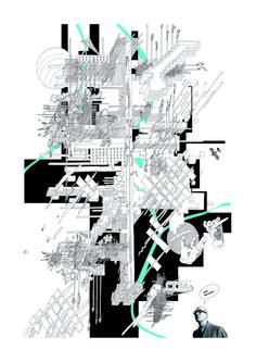 Рис.12. Модель трансформаций жилого комплекса (авторская иллюстрация)