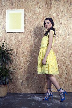 Spring Summer 2016, Bauhaus, Summer Dresses, Fashion, Templates, Spring Collection, Studio, Pictures, Moda