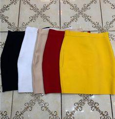 Mini Bandage Skirt RK – loveitbabe Cheap Skirts, Cute Skirts, Mini Skirts, Women's Summer Fashion, Kids Fashion, Fashion Design, Women's Fashion, Color Caramelo, Kids Outfits