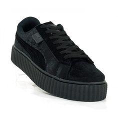 Puma Fenty X Puma Creepers found on Polyvore featuring shoes ... 66ac16d3f0f