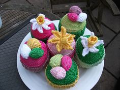 Gorgeous Easter Cupcakes