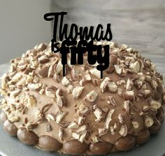 Dekoration - Cake topper zum Geburtstag mit Namen - ein Designerstück von Knuts-Laser-Art bei DaWanda