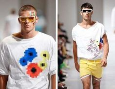 pixel fashion- trendland