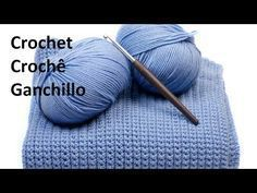 Não parece, mas é crochê! (meio ponto alto diferente ou ponto camelo) - YouTube Crochet Hats For Boys, Crochet Bebe, Crochet Cross, Crochet Granny, Crochet Yarn, Crochet Stitches, Crochet Designs, Crochet Patterns, Crochet Hooded Scarf