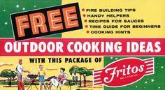 Fritos Outdoor Cooking Ideas
