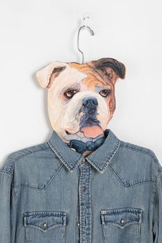 Animal Clothes Hanger - Urban Outfitters