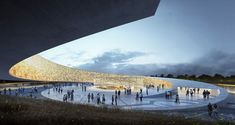 Gallery of Competition Finalist for Leningrad Siege Museum Reaches for the Sky - 2