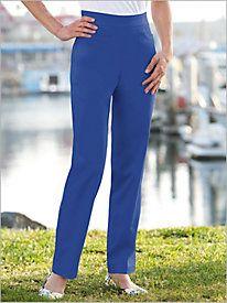 Slimtacular Pull-On Pants
