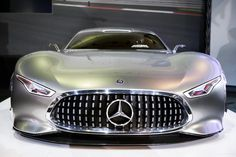 Mercedes-Benz AMG Vision Gran Turismo concept vehicle - In Photos: 10 Cars to Watch Out For At The LA Auto Show - Forbes