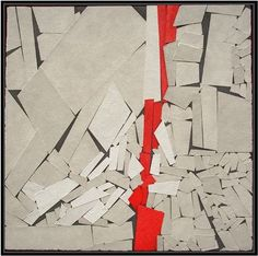 "Saatchi Art Artist Luciano de Liberato; Painting, ""earthquakes (terrae motus)"" #art"